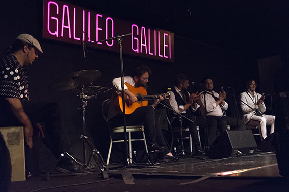 actuacion sala Galileo