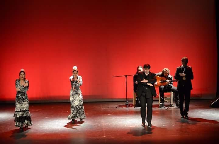 espectaculo flamenco madrid